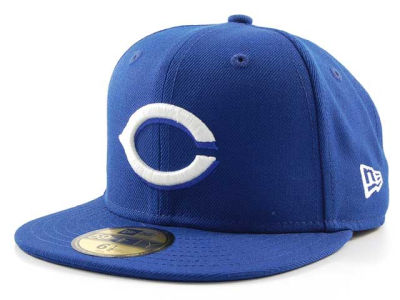 Cincinnati Reds MLB C-Dub 59FIFTY Hats