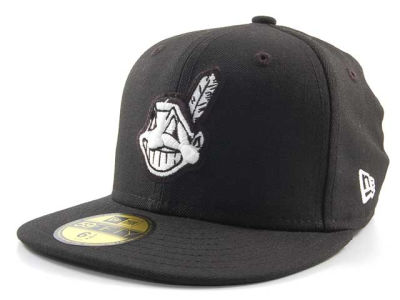 Cleveland Indians MLB C-Dub 59FIFTY Hats