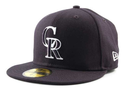 Colorado Rockies MLB C-Dub 59FIFTY Hats