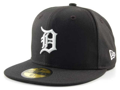 Detroit Tigers MLB C-Dub 59FIFTY Hats