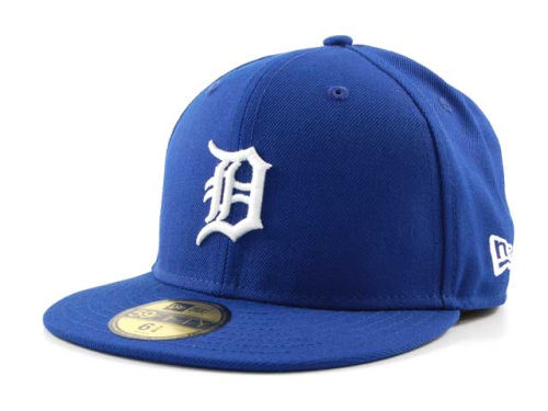 Detroit Tigers New Era MLB C-Dub 59FIFTY Hats
