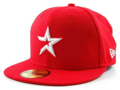 Houston Astros MLB C-Dub 59FIFTY Hats