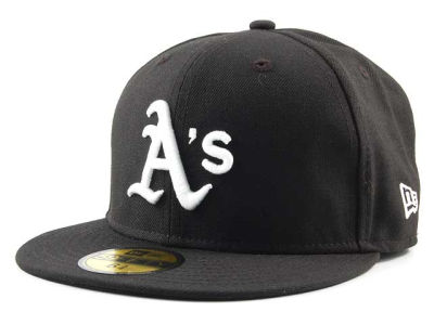 Oakland Athletics MLB C-Dub 59FIFTY Hats