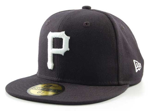Pittsburgh Pirates New Era MLB C-Dub 59FIFTY Hats
