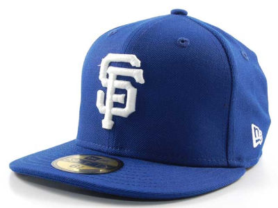 San Francisco Giants MLB C-Dub 59FIFTY Hats
