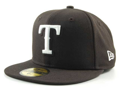 Texas Rangers New Era MLB C-Dub 59FIFTY Hats