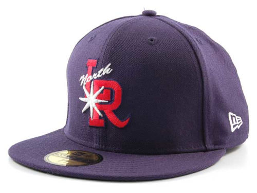 Arkansas Travelers New Era MiLB 59FIFTY Hats