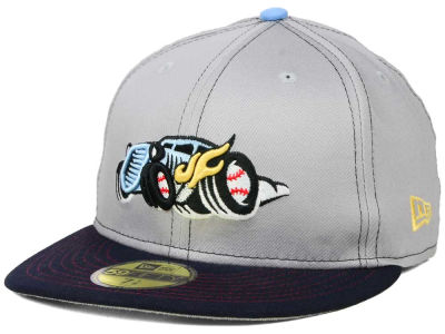 Bowling Green Hot Rods MiLB 59FIFTY Hats