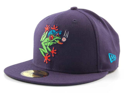 Everett AquaSox New Era MiLB AC 59FIFTY Cap Hats