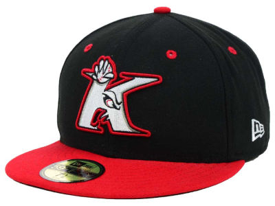 Kannapolis Intimidators MiLB 59FIFTY Hats