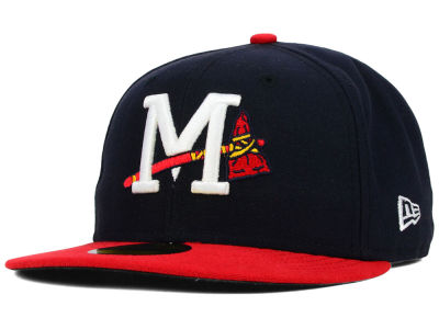 Mississippi Braves MiLB 59FIFTY Hats