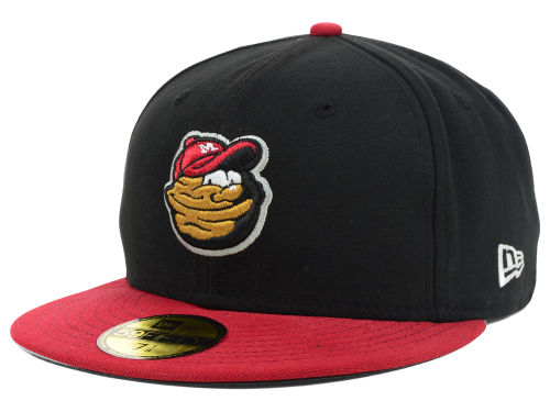 Modesto Nuts New Era MiLB 59FIFTY Hats