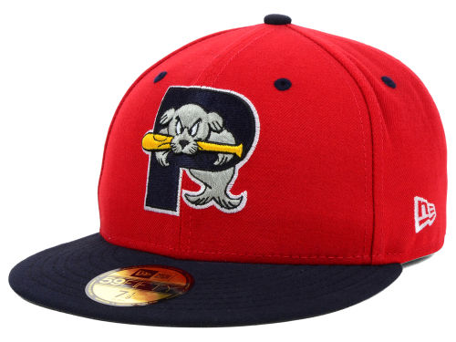 Portland Sea Dogs Portland SeaDogs New Era MiLB 59FIFTY Hats