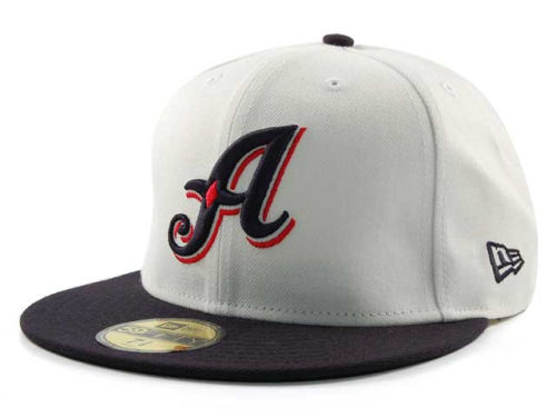 Reno Aces New Era MiLB 59FIFTY Hats