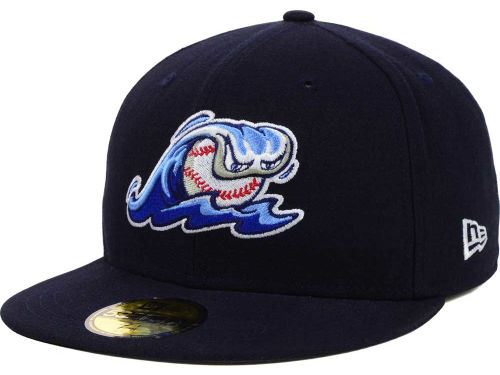 West Michigan Whitecaps West Michigan White Caps New Era MiLB 59FIFTY Hats