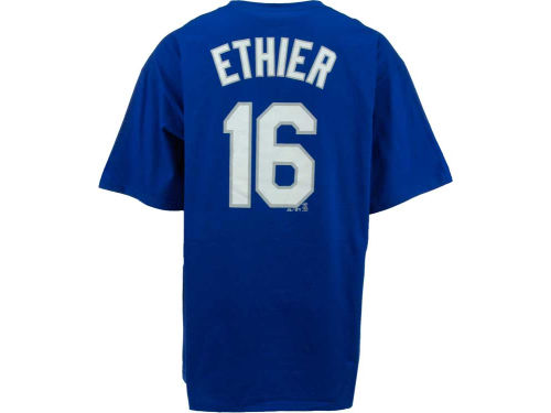 Los Angeles Dodgers Adam Ethier Majestic MLB Player T-Shirt