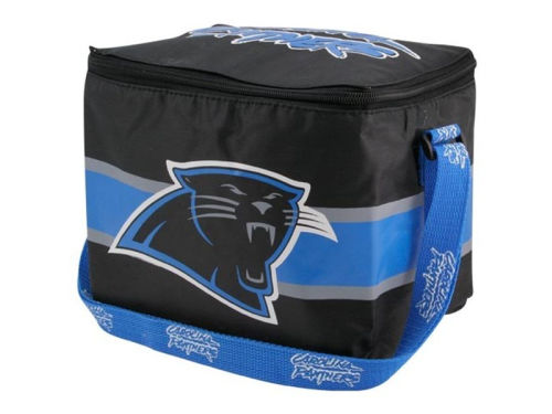 Carolina Panthers Team Beans 6pk Lunch Cooler
