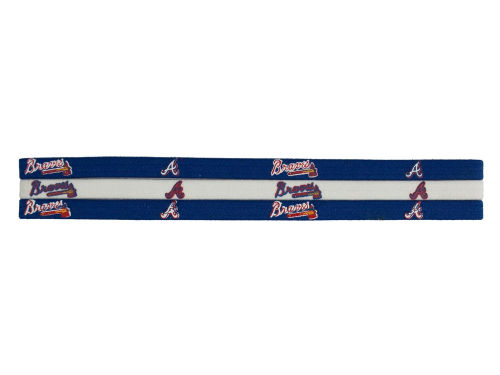 Atlanta Braves Elastic Hair Band