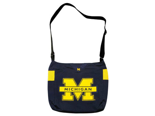 Michigan Wolverines MVP Jersey Tote