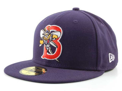 Binghamton Mets MiLB 59FIFTY Hats