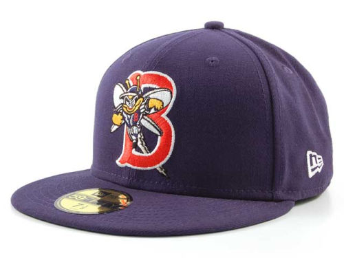 Binghamton Mets New Era MiLB 59FIFTY Hats