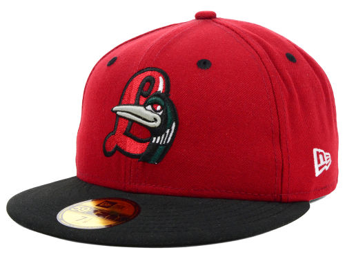 Great Lakes Loons Great Lake Loons New Era MiLB AC 59FIFTY Cap Hats