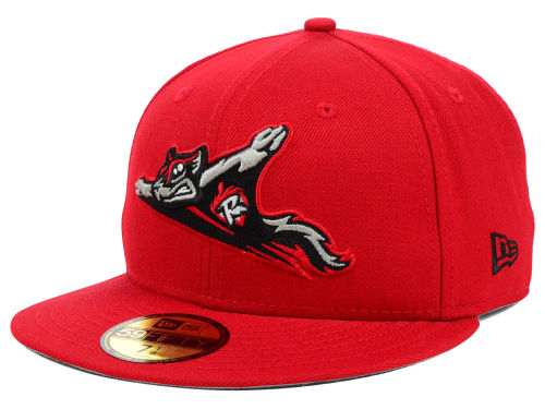 Richmond Flying Squirrels New Era MiLB 59FIFTY Hats