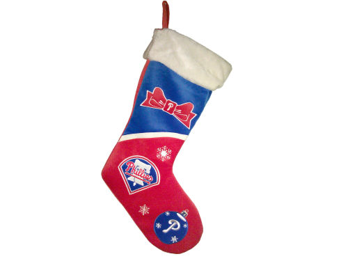 Philadelphia Phillies Forever Collectibles 24in Team Stocking