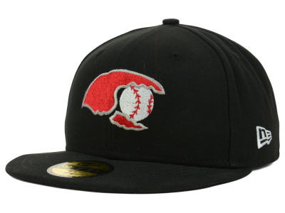 Hickory Crawdads MiLB AC 59FIFTY Cap Hats
