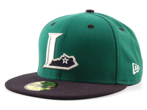 Lexington Legends New Era MiLB 59FIFTY Hats