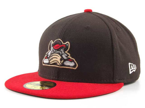 New Britain Rock Cats New Britain RockCats New Era MiLB 59FIFTY Hats