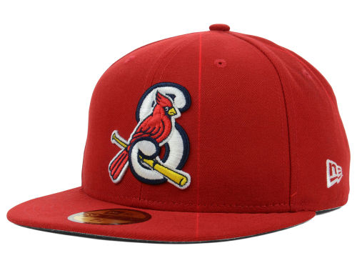 Springfield Cardinals New Era MiLB AC 59FIFTY Cap Hats