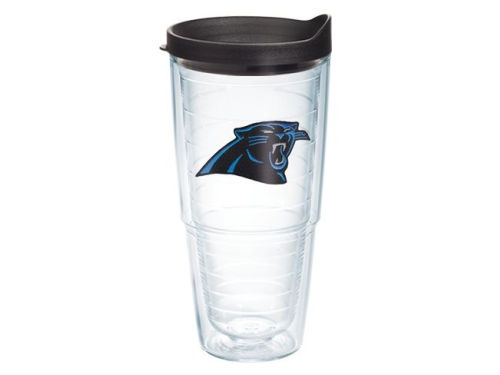 Carolina Panthers 24oz Tervis Tumbler