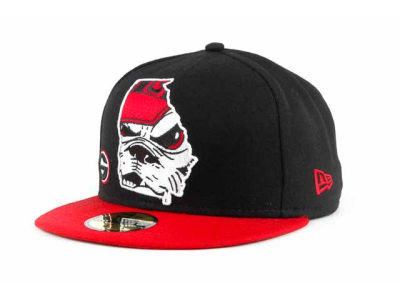 Georgia Bulldogs NCAA Inner State 59FIFTY Hats