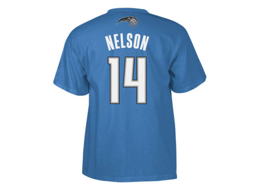Orlando Magic Jameer Nelson NBA Player T-Shirt