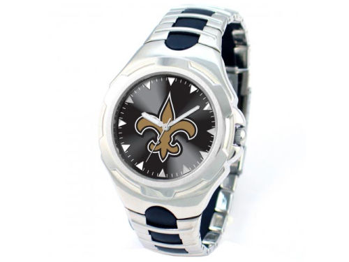 New Orleans Saints Game Time Pro Victory Series Watch
