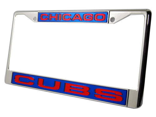 Chicago Cubs Rico Industries Laser Frame Rico