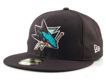 San Jose Sharks New Era NHL TM 59Fifty images, details and specs