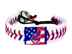 Cleveland Indians Game Wear MLB Stars and Stripes Game Wear Bracelet Gameday & Tailgate
