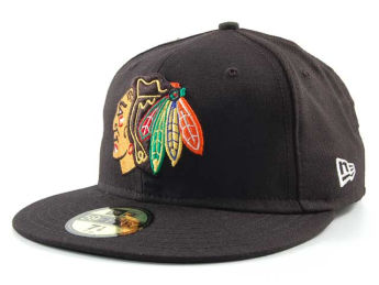 Chicago Blackhawks New Era NHL SC 59Fifty images, details and specs