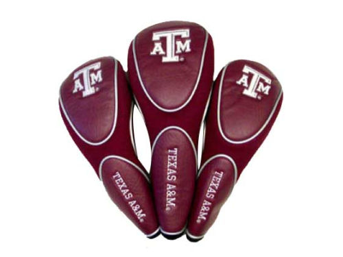 Texas A&M Aggies Team Golf Headcover Set