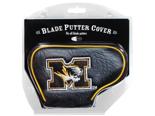 Missouri Tigers Team Golf Blade Putter Cover