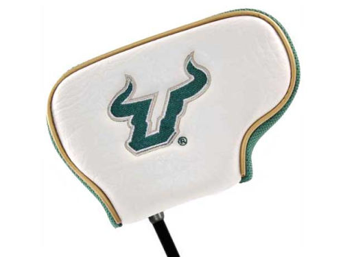 South Florida Bulls Team Golf Blade Putter Cover