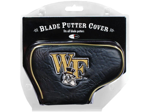 Wake Forest Demon Deacons Team Golf Blade Putter Cover