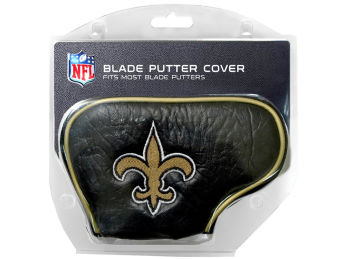 New Orleans Saints Team Golf Blade Putter Cover images, details and specs