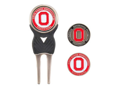 Team Golf Divot Tool And Markers Novelties At
