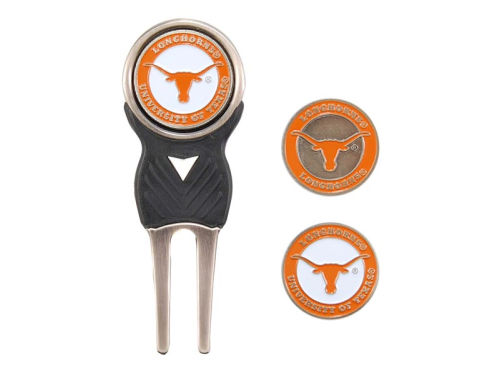 Texas Longhorns Team Golf Divot Tool and Markers