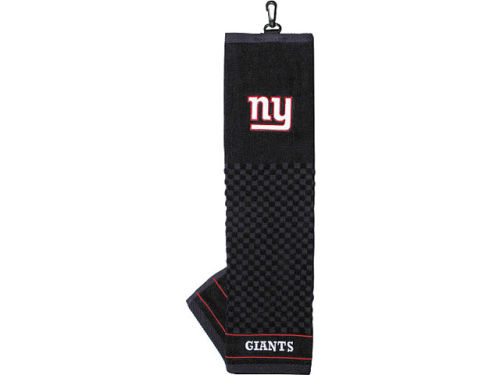 New York Giants Team Golf Trifold Golf Towel