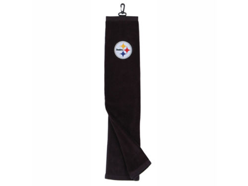 Pittsburgh Steelers Team Golf Trifold Golf Towel