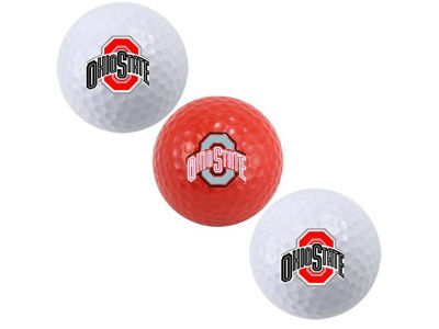 Team Golf 3pk Golf Ball Set